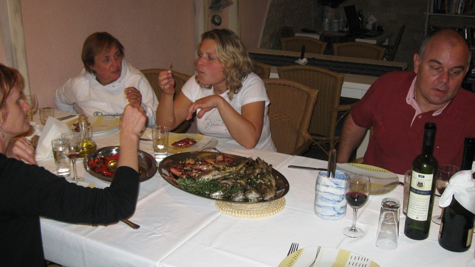 Food Tasting Traditional