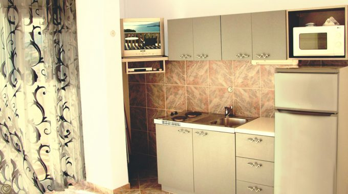Kitchenette In Suite
