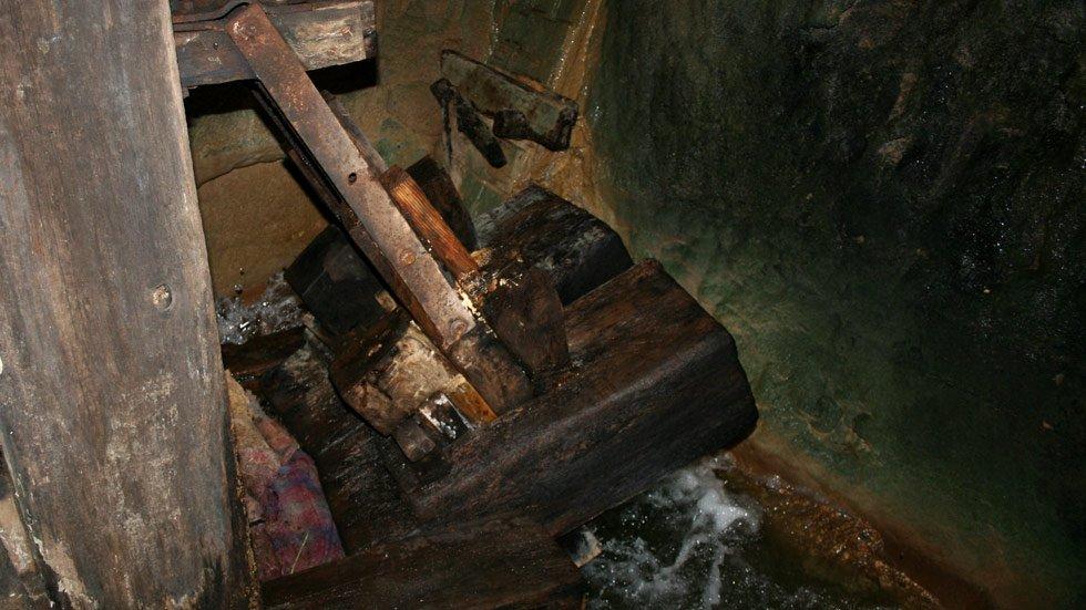 Still Works Old Mill