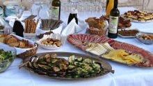 Trogir Food Tasting