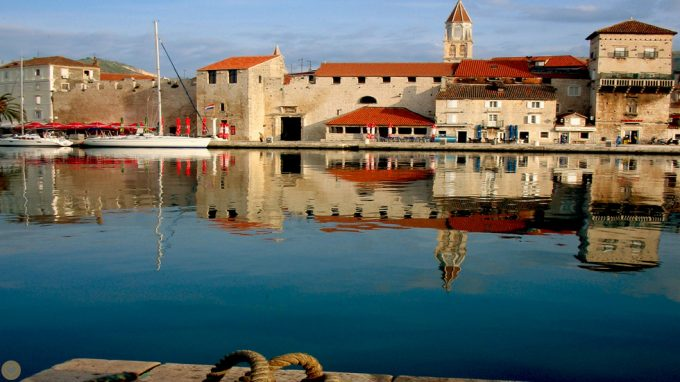 Trogir Front View