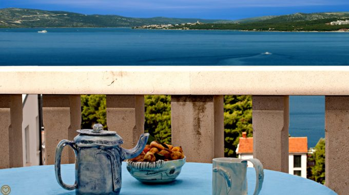 Apartment Trogir Sea View