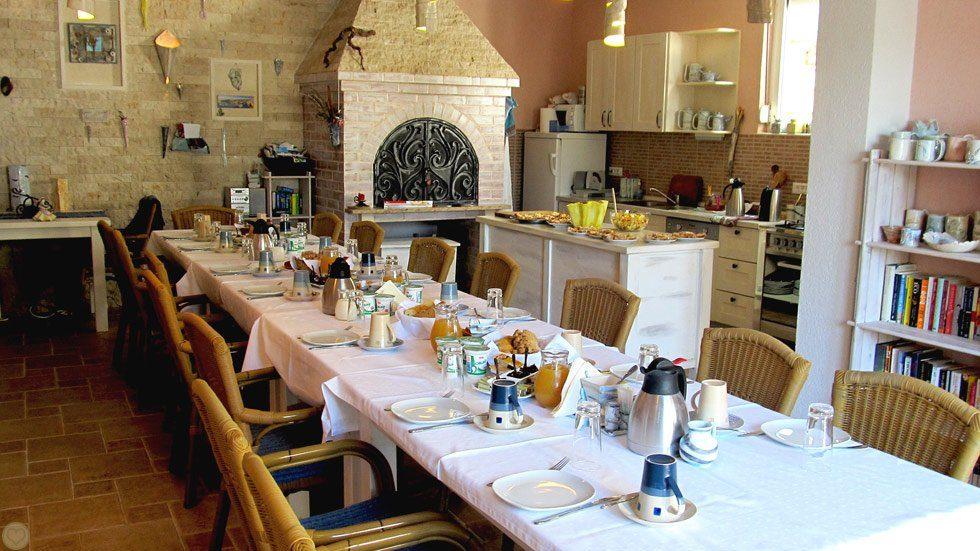 Breakfast In Trogir