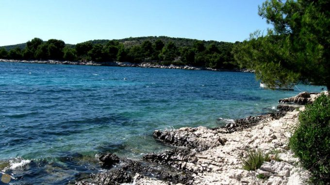 Natural Beach Trogir