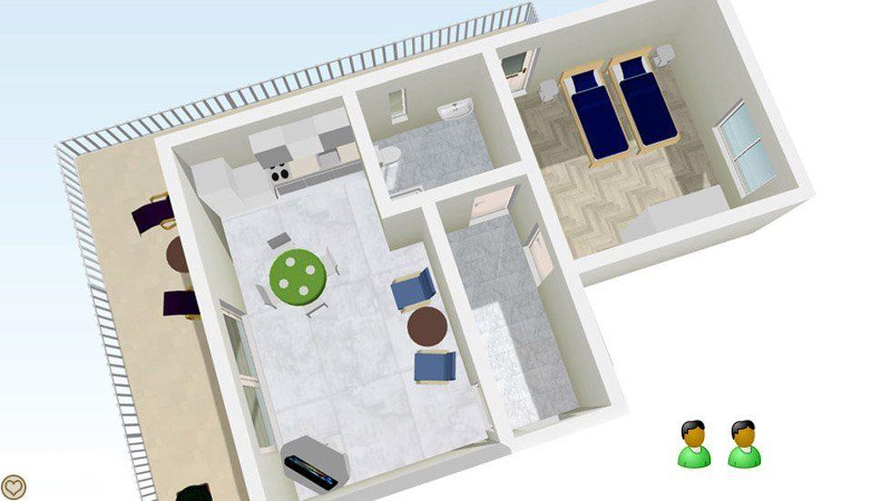 Pape Suite Layout