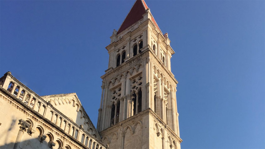 Trogir Cathedral Tower