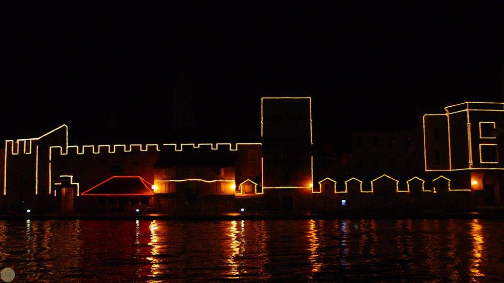 Trogir Night