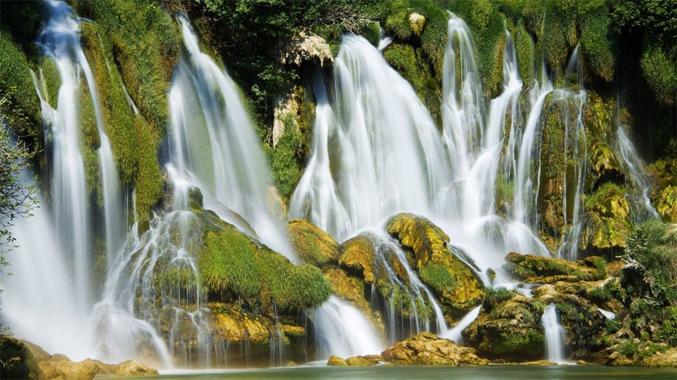 Magica–krkal Waterfalls