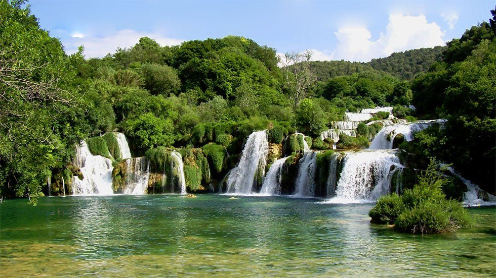 Pure Nature Krka Waterfalls