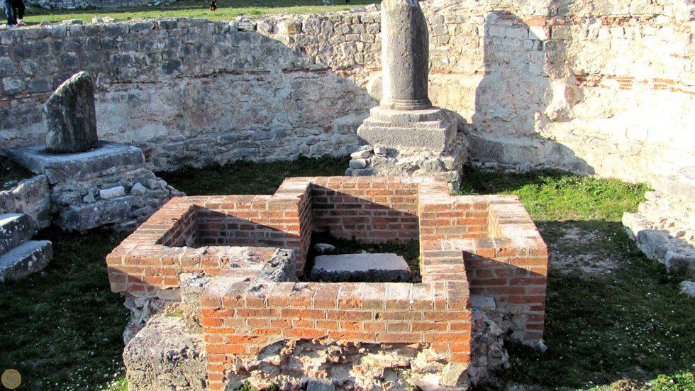 Salona Basilicum