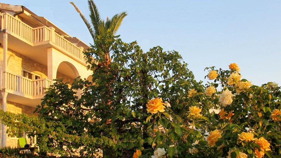 Mediterranean stone house in Trogir