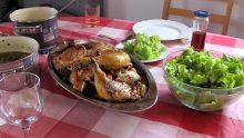 Lunch In Croatia