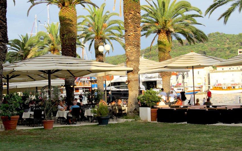 September in Trogir