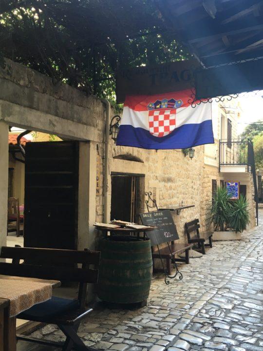 restaurant Trogir