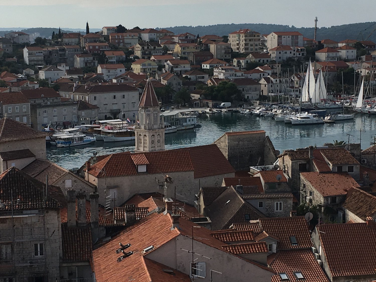 Favorite View Old City Trogir