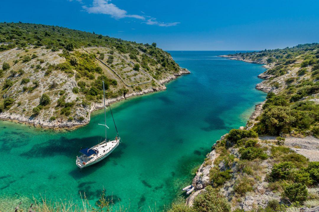 exploring croatian islands