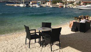 Croatian relaxing beaches
